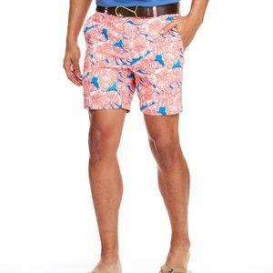 Vineyard Vines | Floral Shorts